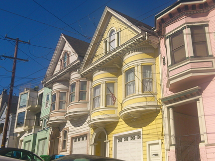 Les Painted Ladies de SF